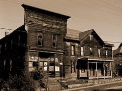 Abandoned Storefronts Appalachia