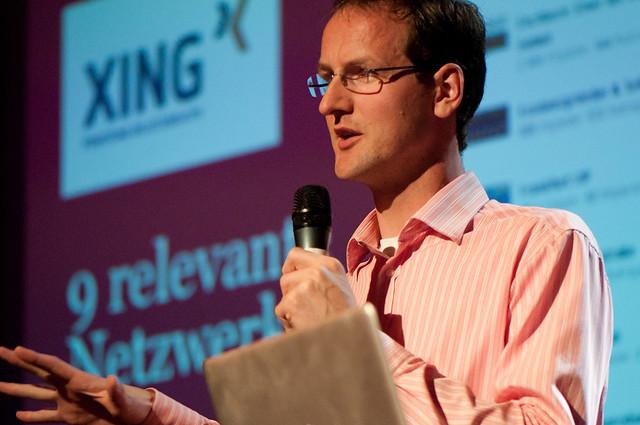Marc Tillmanns - Unternehmensnetzwerke in Frankfurt