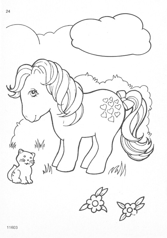 My Little Pony coloring pages | Print and Color.com | 800x560