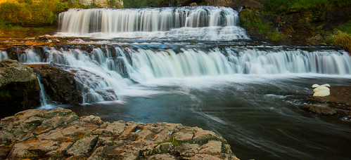 longexposure camping sunset water wisconsin canon eos rebel evening hiking september waterfalls hudson tamron tamron18270diiivcpzd