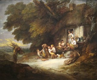 The Cottage Door by Thomas Gainsborough,_c._1778 | by ArtLoveSoul