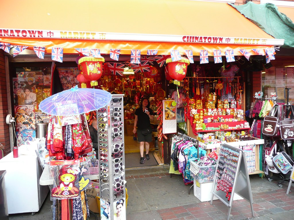 Chinese Gift Shop | Chinatown, London  | music4mark | Flickr