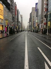 A street in Ginza