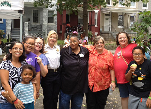 Petworth/Park View Block Party