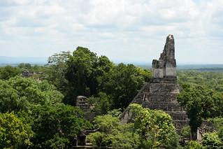 Tikal. Temple I