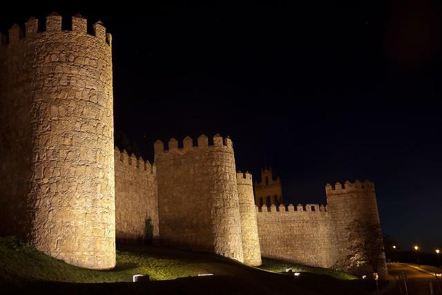 Murallas de Ávila - España