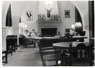 Kappa Delta fraternity members in 1937