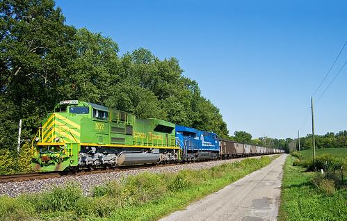 railroad train pentax ns engine indiana railway locomotive norfolksouthern emd railfanning diesellocomotive coaltrain whitleycounty sd70ace electromotivedivision k20d heritageunits smcpda1645mmf40edal southwhitleyindiana emdsd70ace nschicagodistrict ns866 ns8098 nsheritageunits ns1072