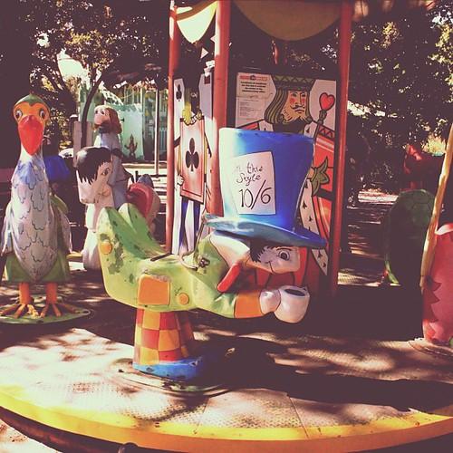 alice's merry-go-round | by sarahwulfeck