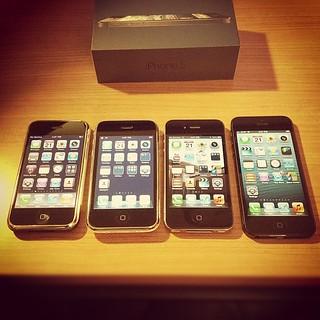 iPhone Original/3G/4/5 | by Yutaka Tsutano