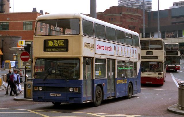 Merseyline A910SYE