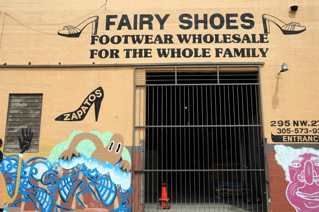 Fairy Shoes Wynwood Arts District Miami Florida 842G364 | Flickr