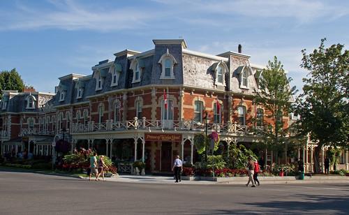 Prince of Wales Hotel Niagara on the Lake   by ahisgett
