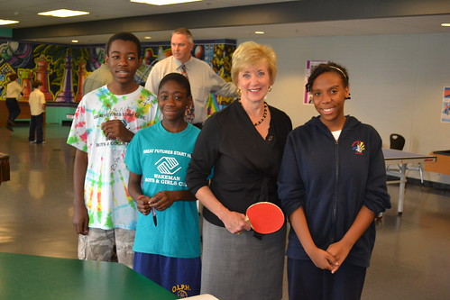 Wakeman Boys and Girls Club | by Linda McMahon CT