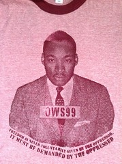 MLK mugshot