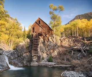 The Crystal Mill | by snowpeak