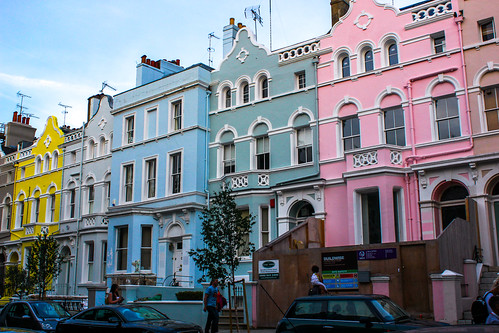 Notting Hill | by VivirEuropa