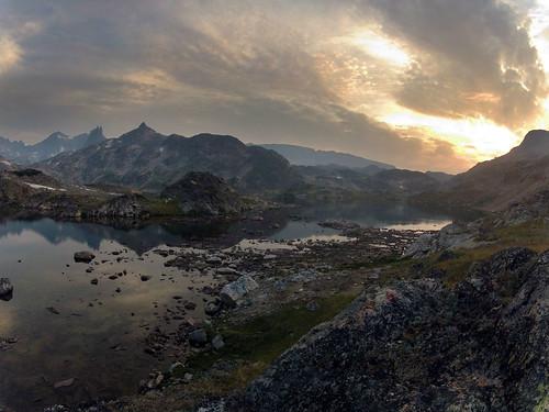 montana granitepeak beartoothwilderness swcouloirroute