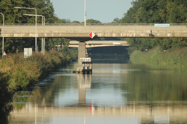 Laarderbrug & Brug Rijksweg A2 @ Weert