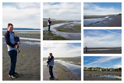 Low Tide Collage | by thenerdswife