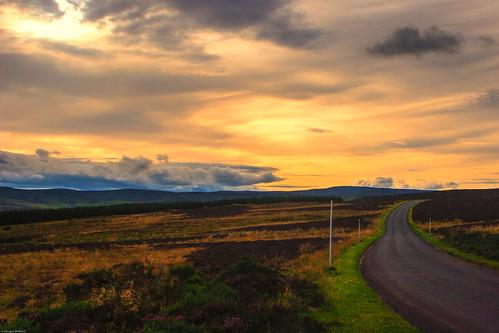 scotland unitedkingdom cabrach