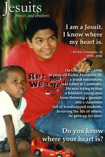Bro. Richie Fernando, SJ