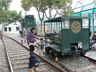 HK Railway museum: the yard   by shankar s.