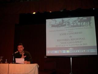 Gabinete Marplatense de Estudios Históricos 2012
