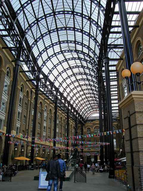 Hays Galleria (Twigg Brown Architects 1986)