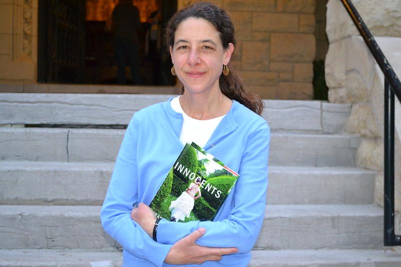 Francesca Segal Visits Joslyn Castle