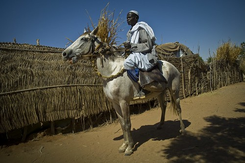 Darfurians refugees in Eastern Chad | by EU Civil Protection and Humanitarian Aid