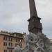 Piazza Navona (vertical panorama)