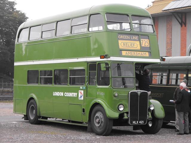 RT 604, HLX 421, AEC Regent III (t.2012)