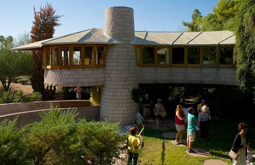 The David & Gladys Wright House | by dbostrom