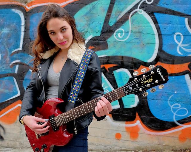 Serie Rockfitis - Claudia 02