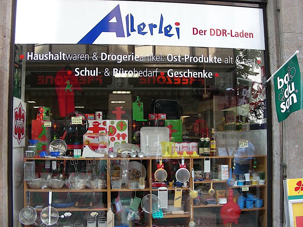 Allerlei: The GDR store