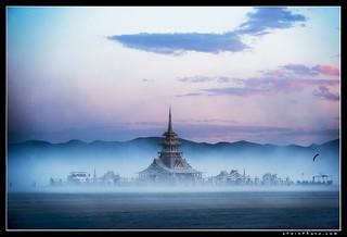 Temple Of Juno - Burning Man 2012