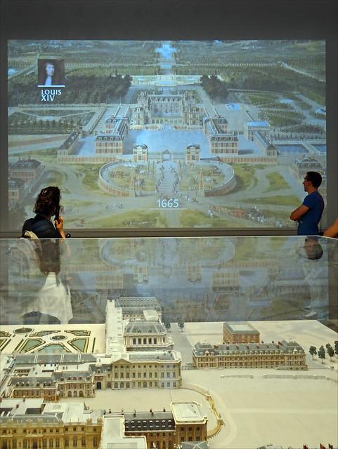 La nouvelle galerie d'histoire du Château de Versailles