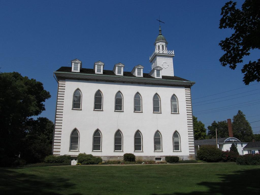 Kirtland Temple, Kirtland, Ohio | The Kirtland Temple is a N