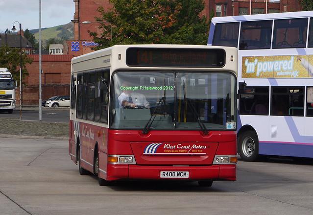 West Coast Motors R400WCM