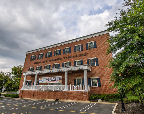 visiting nurse service of new jersey red bank