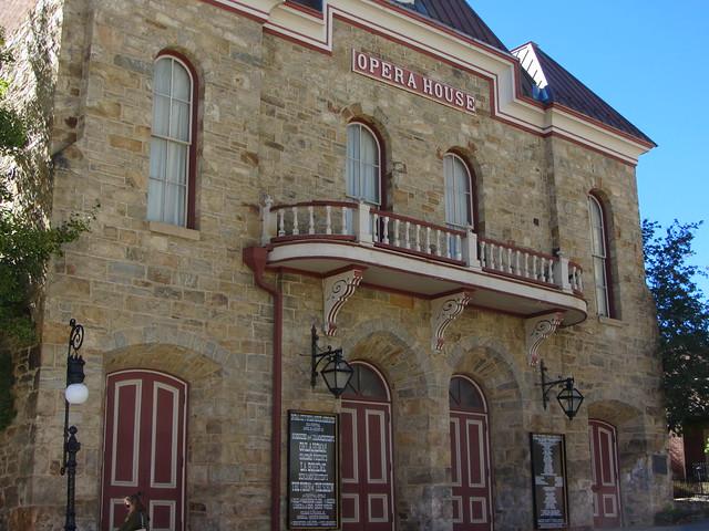 Central City Opera House, c. 1878