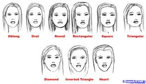 Remarkable Different Face Shapes Need Different Kinds Of Makeup Flickr Natural Hairstyles Runnerswayorg