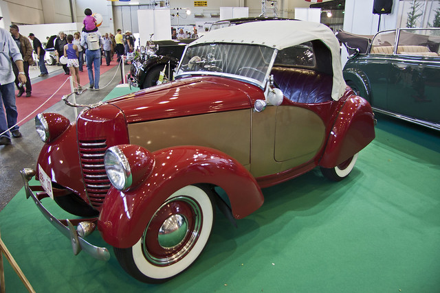 American Bantam Model 60 Roadster 1938 (7648)