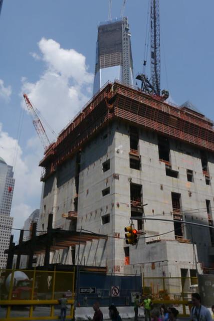 P1150307a  Ground Zero - Construction 8
