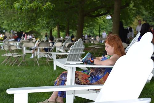 reading at graduation