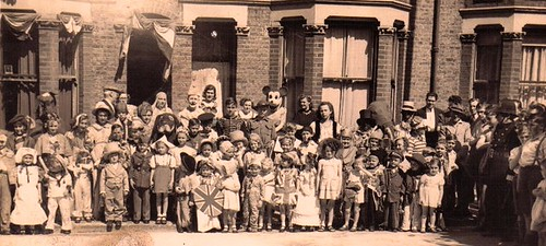 Chiswick: VE Day Street Party 1945 | by Helsinki 275 ( Jim Lawes)