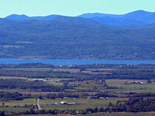lake mountains view vista fields farms lakechamplain adirondackmountains snakemountain grandviewhotel snakemountainwildlifemanagementarea willmarthwoodssanctuary