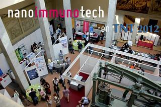 Nanoimmunotech in TNT 2012, Madrid (Spain). | by NANOIMMUNOTECH S.L.