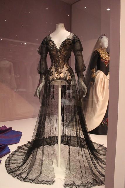 Dita's corset
